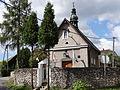 615930 pow. krakowski gm. Liszki Czolow zespol kaplicy MB kaplica 01.JPG