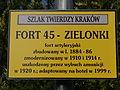 616296 małopolskie gm Zielonki fort 45 Marszowiec 9.JPG