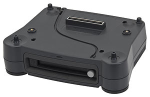 64DD - The 64DD, unattached