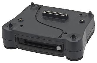64DD - The 64DD, unattached