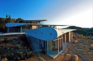 David Randall Hertz - 747 Wing House