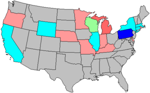 United States House of Representatives elections, 1934 - Image: 74 us house changes