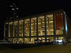 Avery Fisher Hall - Wikipedia, the free encyclopedia