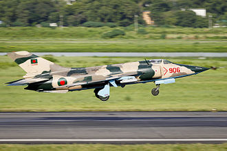 Nanchang Q-5 - An A-5 of the Bangladesh Air Force