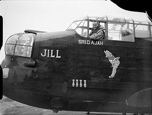 No. 97 Squadron RAF - 97 Squadron Avro Manchester at RAF Coningsby