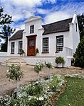 Nova Constantia originally formed part of the Groot Constantia estate and the house probably dates from the first quarter of the 19th century. The homestead is U-shaped and is regarded, mainly because of its impressive gables and its setting, as one of the Type of site: Farmstead.