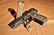 9mm Yarygin pistol PYa