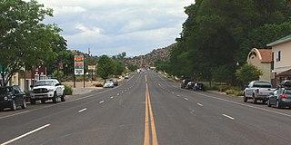 Escalante, Utah City in Utah, United States