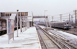 ACMU - A set of ACMUs at Croton-Harmon in 1976