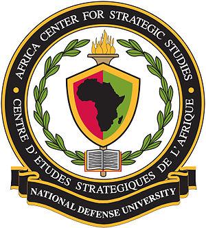 Africa Center for Strategic Studies - ACSS logo