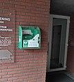 AED aan ontmoetingscentrum Bellem.jpg