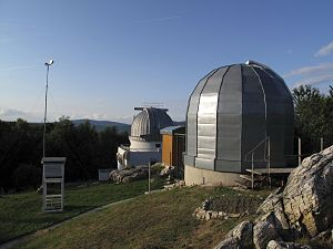 Modra Observatory - Modra observatory in 2009