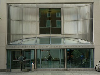 Annenberg School for Communication at the University of Pennsylvania