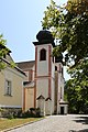 AT-17544 Kath. Pfarrkirche hl. Jakobus der Ältere mit Kirchhof und Portal 06.jpg