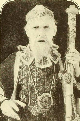 William V. Mong - As Merlin in A Connecticut Yankee in King Arthur's Court (1921)