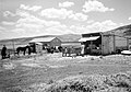 A FARM YARD AT MOSHAV BEIT YOSSEF. מושב בית יוסף.D403-063.jpg