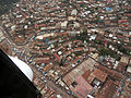 A partial aerial view of the town of Bukavu, capital of South Kivu province, DR Congo (16228722348).jpg