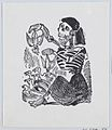 A skeleton selling plucked chickens from a broadside entitled 'Una Calavera Chusca' MET DP869241-1.jpg