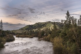 A view of the south fork of the American River at Coloma in El Dorado County, California LCCN2013631014.tif