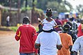 A young Uganda Cranes football fan.jpg