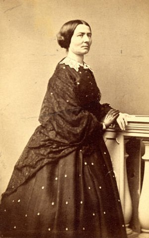 Aasta Hansteen - Aasta Hansteen in 1863