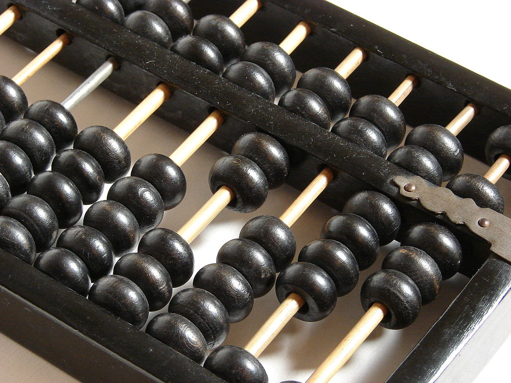 abacus dating With its invention dating back to 2,700 bc, it's older than numbers originally used by ancient merchants as a calculator, these days an abacus makes a great visual, hands-on way to explore early counting and arithmetic concepts.