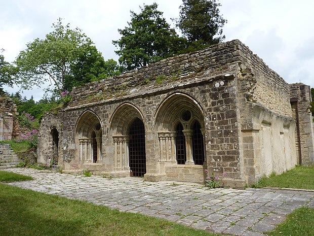 Monument historique à Clohars-Carnoët
