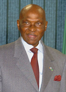 Senegal-Politics-Abdoulaye Wade in 16-05-2007