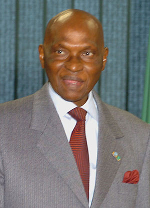 Senegal - Abdoulaye Wade, President of Senegal (2000–2012)