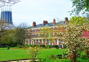 University of Liverpool - Abercromby Square, University of Liverpool