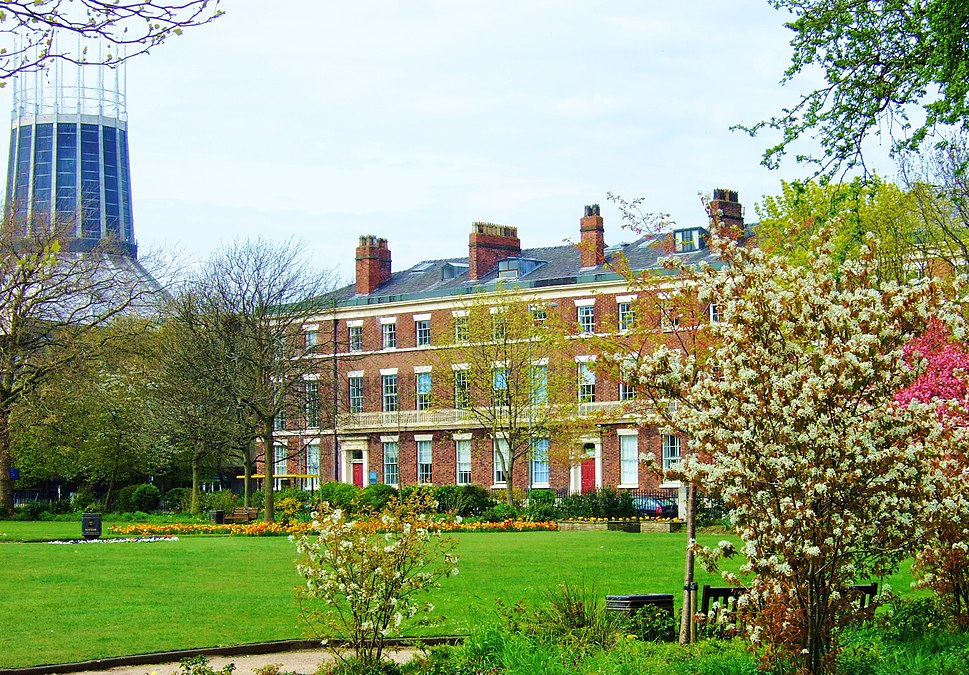 Abercromby Square Gardens