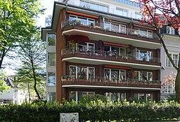 Goethestraße in Düsseldorf