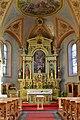 Achenkirch - Pfarrkirche hl Johannes der Täufer - Altar.jpg