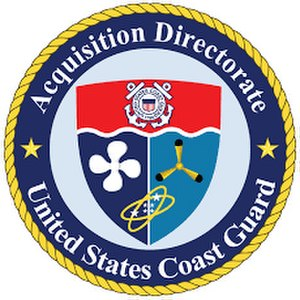Organization of the United States Coast Guard - Acquisition Directorate (CG-9) seal