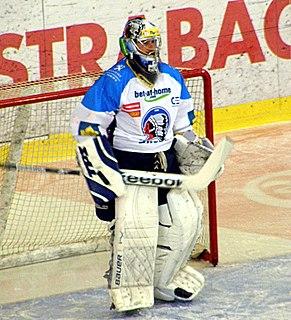 Czech ice hockey player and coach
