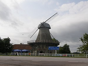 Adavere - Adavere windmill
