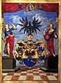 Adelsdiplom - Morselli 1699 - Wappen.jpg