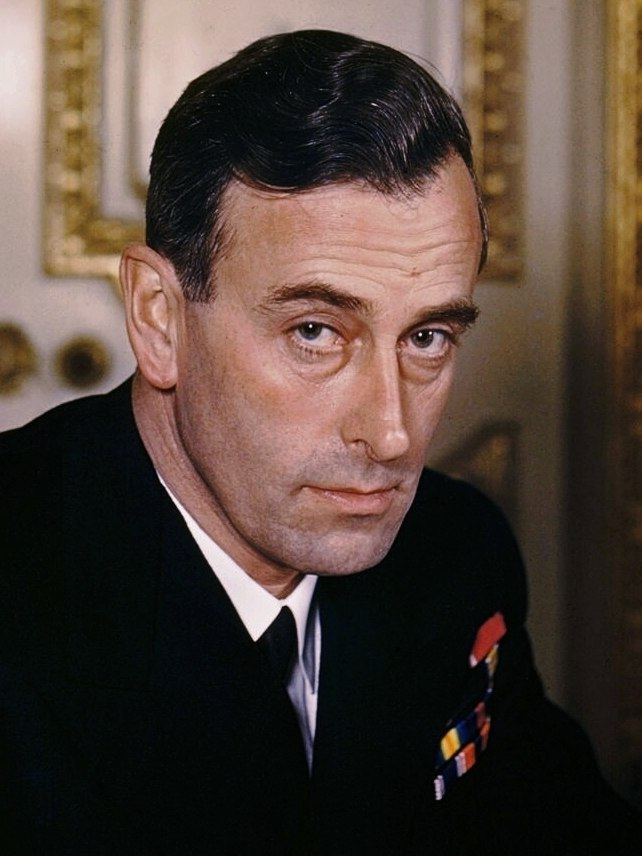 Admiral Lord Louis Mountbatten, 1943. TR1230 (cropped)