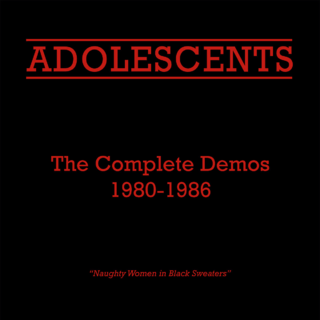 <i>The Complete Demos 1980–1986</i> 2005 compilation album by the Adolescents