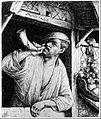 Adriaen van Ostade - A baker sounding his horn - Google Art Project.jpg