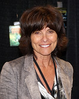 Adrienne Barbeau in 2011.