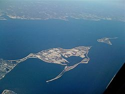 Aerial view of Orient, Long Island, 2009-03-04.jpg