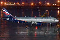 VQ-BEH - A320 - Aeroflot