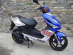 Yamaha Aerox - Wikipedia
