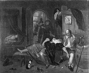 The drunken couple (copy)