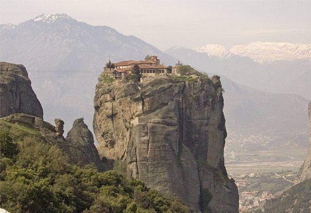 see: Meteora's Monasteries