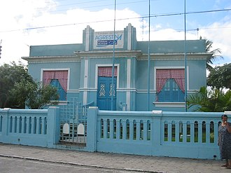 Agrestina - City Hall of Agrestina