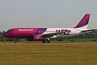 HA-LWC - A320 - Wizz Air
