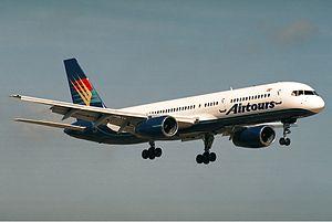 Airtours International Boeing 757 Aragao.jpg