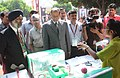 Ajit Kumar Seth going round after inaugurating the 4th National Level Exhibition and Project Competitions (NLEPC), under INSPIRE programme of Mo Science & Technology, in New Delhi on October 06, 2014.jpg